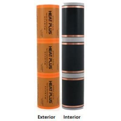 Купить Теплый пол пленочный инфракрасный сплошной Heat Plus HP-APH-410 (инфракрасная пленка для сауны) Heat Plus, Южная Корея polvteplo.ru