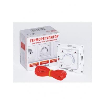 Купить Терморегулятор для теплого пола CALEO 420 с адаптерами (Legrand, Valena) Терморегулятор Caleo для теплого пола polvteplo.ru
