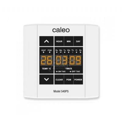 Купить Caleo 540PS (Сенсорный, программируемый) для теплого пола  Терморегуляторы polvteplo.ru