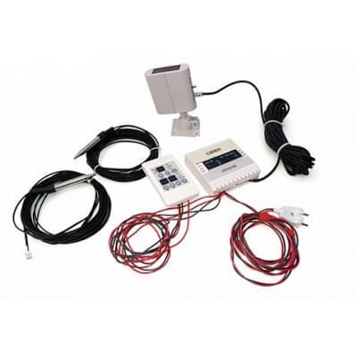 Купить CALEO UТН-Х123 (для греющего кабеля)  Терморегулятор, метеостанция polvteplo.ru
