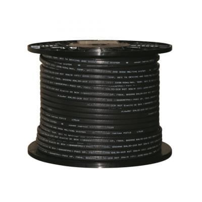 Купить Греющий кабель для кровли xLayder EHL30-2AR RST экранированный  xLayder кабель на отрез polvteplo.ru