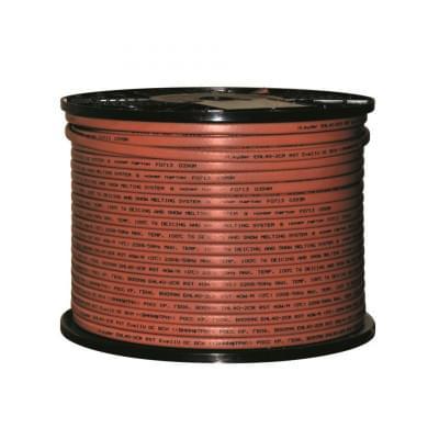Купить Греющий кабель для кровли xLayder EHL40–2CR RST экранированный xLayder кабель на отрез polvteplo.ru