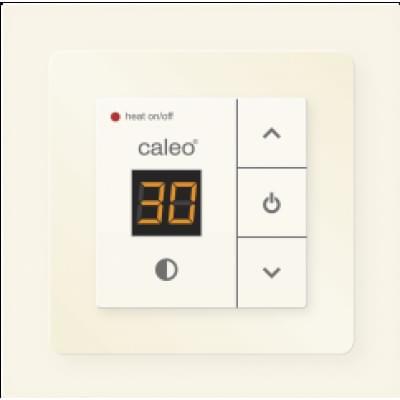 Купить CALEO 720 бежевый с адаптерами (Legrand, Valena)  Терморегуляторы polvteplo.ru