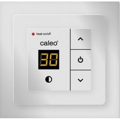 Купить CALEO 720 серебряный с адаптерами (Legrand, Valena) Терморегуляторы polvteplo.ru