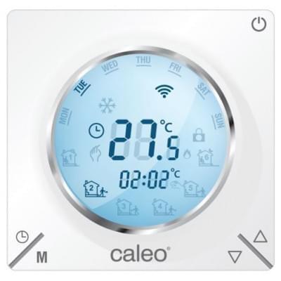 Купить Wi-Fi терморегулятор CALEO C935 Wi-Fi для теплого пола Терморегулятор Caleo для теплого пола polvteplo.ru