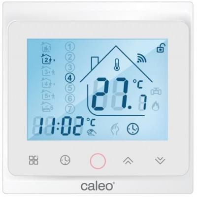 Купить Wi-Fi терморегулятор CALEO C936 Wi-Fi для теплого пола Терморегулятор Caleo для теплого пола polvteplo.ru