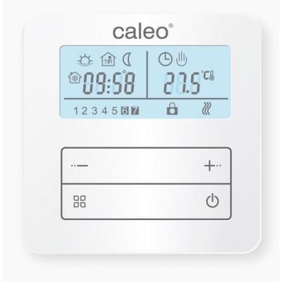 Купить Терморегулятор для теплого пола CALEO C950 (накладной) Терморегулятор Caleo для теплого пола polvteplo.ru