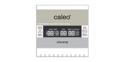 Терморегуляторы Caleo для греющего кабеля