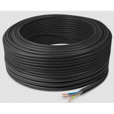 Купить Греющий кабель xLayder 30R-24 метра Резистивный греющий кабель xLayder 30R для кровли и открытых площадок polvteplo.ru