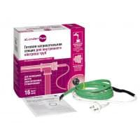 Греющий кабель внутрь трубы xLayder Pipe EHL16-2CT-10 метров (пищевой)