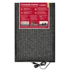 Греющий электроковрик для ног Caleo (40х60 см) (серый)