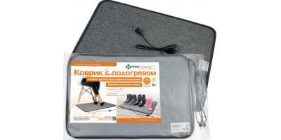Греющий коврик для обуви ЧТК