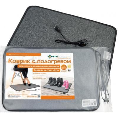 Купить Греющий коврик ЧТК К-75 (50x70 см) Греющий коврик для обуви ЧТК polvteplo.ru