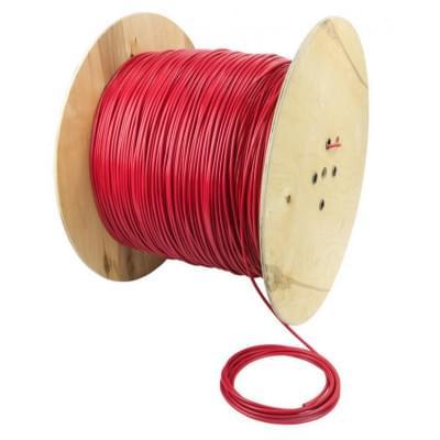 Купить Одножильный резистивный кабель DEVIbasic™ (DSIG на отрез) Резистивный греющий кабель Devi на отрез polvteplo.ru