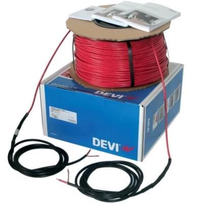 Купить Одножильный греющий кабель DEVIbasic 20S 3855 Вт 192 м Греющий кабель Davibasic 20S (DSIG-20) одножильный polvteplo.ru