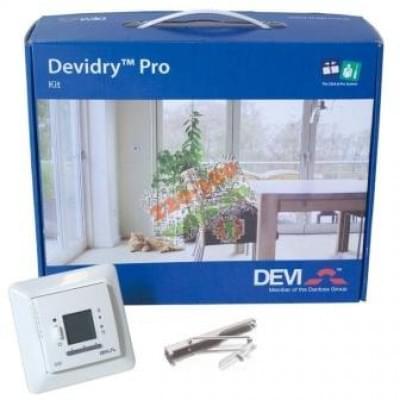 Купить Devidry Pro Kit 55  Комплектующие для монтажа polvteplo.ru