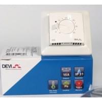 Терморегулятор DEVIreg Д-532 с датч. пола и воздуха