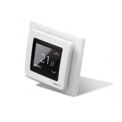 Купить Терморегулятор для теплого пола DEVIreg Touch  Терморегуляторы Devi для теплых полов polvteplo.ru