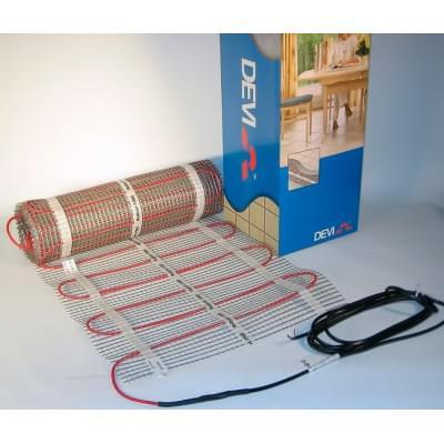 Девимат DTIR-150 225Вт, 0,5x3 м нагревательный мат для теплого пола