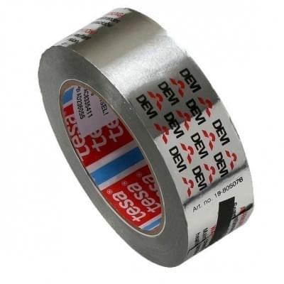 Купить Лента алюминиевая (скотч) Devi 0,038 X 50 м.  Комплектующие для монтажа polvteplo.ru