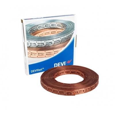 Купить Лента монтажная медная Devifast 25 метров Комплектующие Devi polvteplo.ru