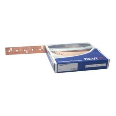 Купить Лента двойная медная монтажная Devi 1 м Комплектующие polvteplo.ru