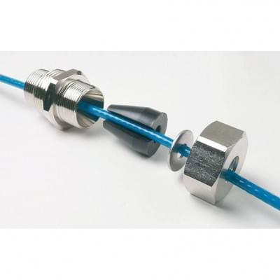 Купить Муфта Devi для установки кабеля DPH-10 внутрь трубы Комплектующие polvteplo.ru