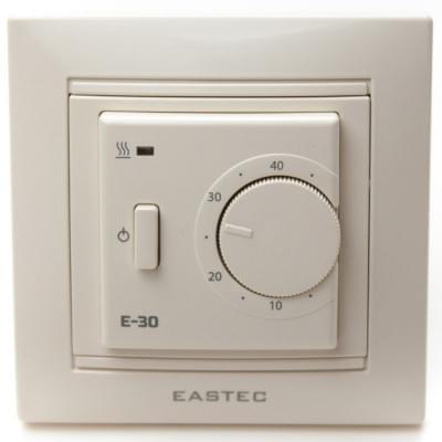 Купить Eastec E-30 (кремовый) (Legrand, Valena)  Терморегуляторы polvteplo.ru