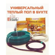 Комплект теплого пола в бухте EASTEC ECC -1600 (80 метров)