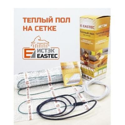 Купить Теплый пол на сетке EASTEC ECM - 14,0  Нагревательные маты Eastec ECM polvteplo.ru