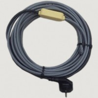 Готовый комплект греющего кабеля для труб EK-10 EASTEC (10м-160 Вт)