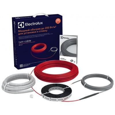Кабельный теплый пол в стяжку Electrolux ETC 2-17-300
