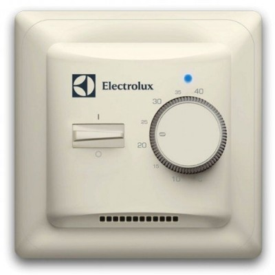 Купить Терморегулятор для теплого пола Electrolux Basic ETB-16 Терморегуляторы Electrolux для теплых полов polvteplo.ru