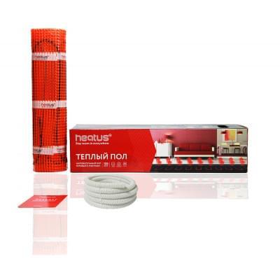 Купить Нагревательный мат HEATUS MB120 1800 Вт 12 м2  Нагревательные маты Heatus MB polvteplo.ru