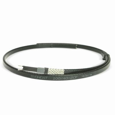 Купить Греющий кабель HEATUS SVOHEAT 24-2CR Саморегулирующийся кабель Heatus на отрез polvteplo.ru