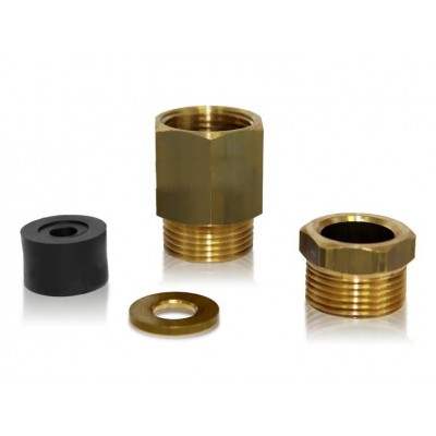 Купить Герметичный ввод в трубу Nexans FSW 3/4 (для кабеля DEFROST WATER) Комплектующие Caleo polvteplo.ru