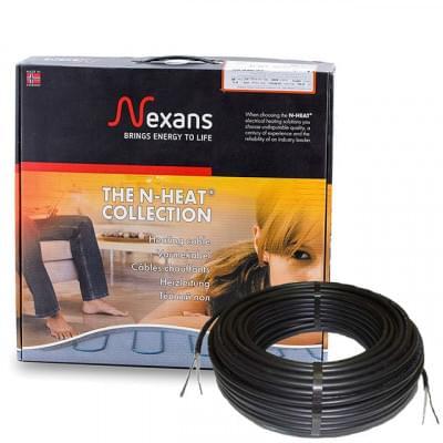 Купить Греющий кабель одножильный Nexans BLACK TXLP/1R 1800/28 (64,0 метра) Nexans TXLP/1R-28 BLACK одножильный греющий кабель polvteplo.ru