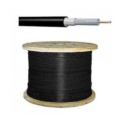 Купить Греющий кабель резистивный Nexans TXLP Black (DRUM) Nexans TXLP Black (DRUM) резистивный кабель на отрез polvteplo.ru