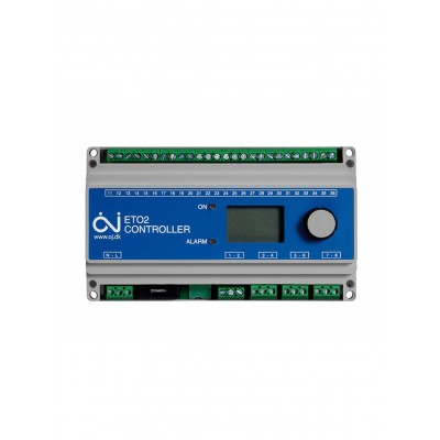 Купить OJ Electronics ETO2-4550  Терморегулятор, метеостанция polvteplo.ru