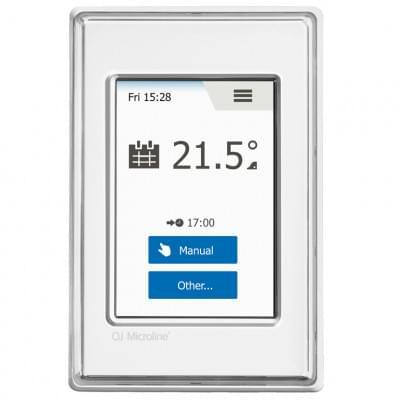 Купить Терморегулятор для теплого пола OJ Electronics OCD6-1999 Терморегуляторы OJ Electronics (Microline) для теплого пола polvteplo.ru