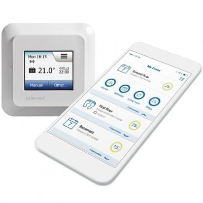 Купить Терморегулятор для теплого пола OJ Electronics OWD5-1999 (Wi-Fi) Терморегуляторы OJ Electronics (Microline) для теплого пола polvteplo.ru