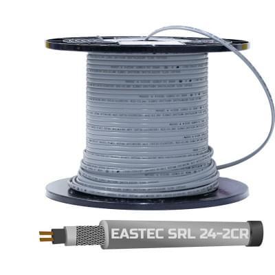 Купить EASTEC SRL 24-2 CR  Греющий кабель polvteplo.ru