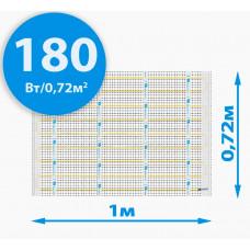 Инфракрасный теплый пол RIM GOLD 180Вт/0,72м² (72*100см)