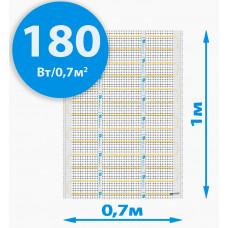 Инфракрасный теплый пол RIM GOLD-70 180Вт/0,7м² (70*100см)
