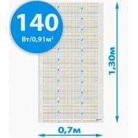 Инфракрасный теплый пол RIM Light-70 140Вт/0.91м² (70*130см)