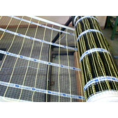 Купить Стержневой инфракрасный теплый пол RIM 140 (РИМ) 100*85, электрический, несгораемый под плитку, ламинат  Теплый пол polvteplo.ru