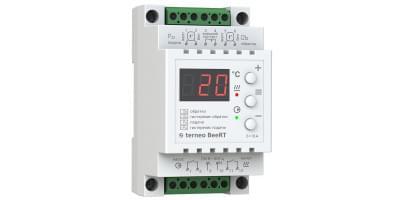Терморегуляторы Terneo для электрических котлов