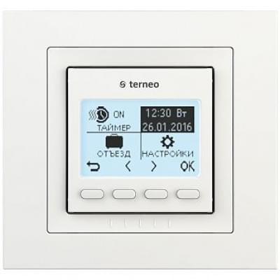 Купить Терморегулятор для теплого пола Terneo pro unic Терморегуляторы Terneo для теплого пола polvteplo.ru