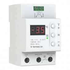 Терморегулятор для греющего кабеля Terneo sn