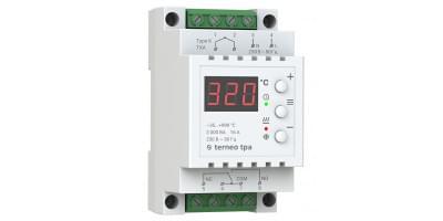 Терморегуляторы Terneo для высоких температур